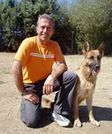 adiestrador canino madrid perros